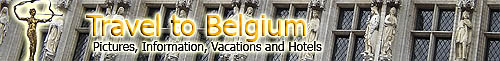 Travel to Brussels Belgium - Picture Gallery, Hotels, Information, Maps